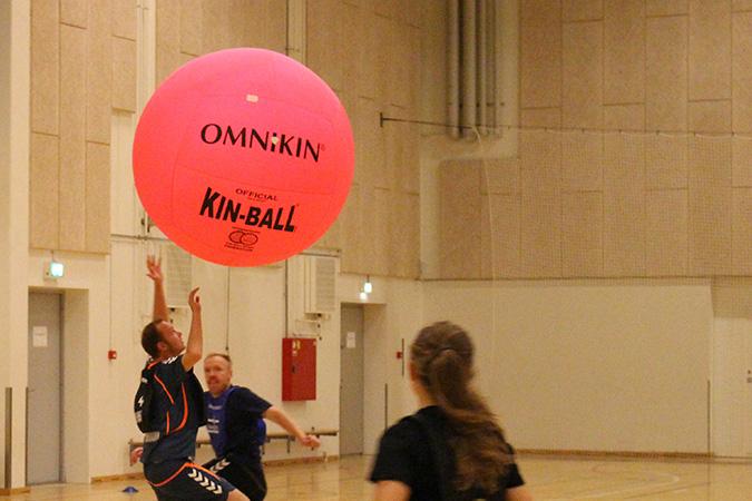 aarhus kinball forening sjov fællessport