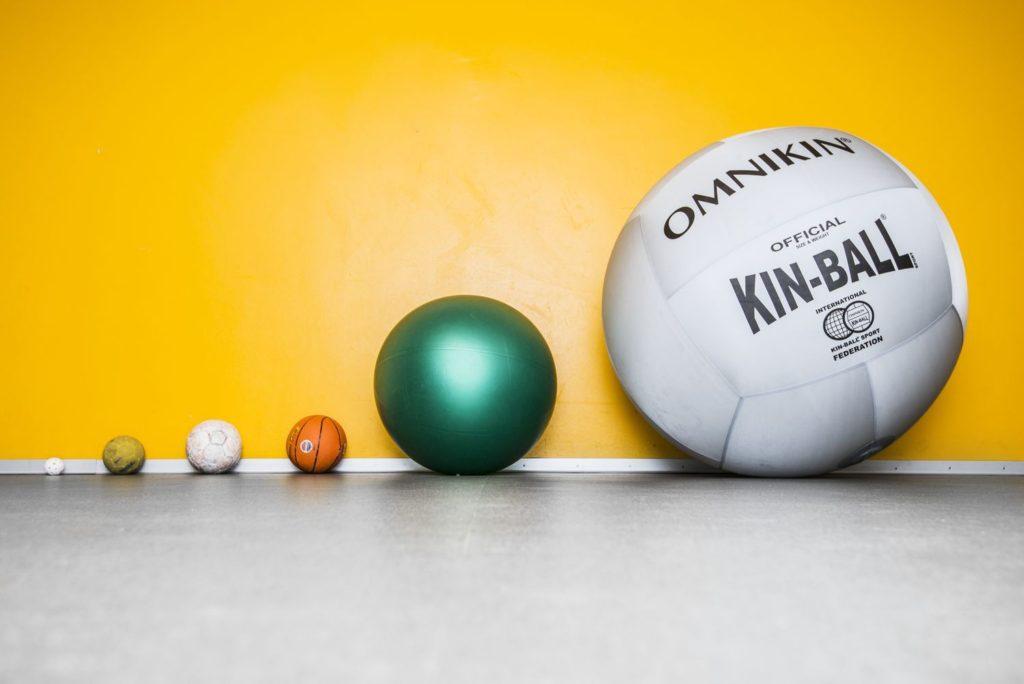 Kin-Ball i Aarhus - spil med